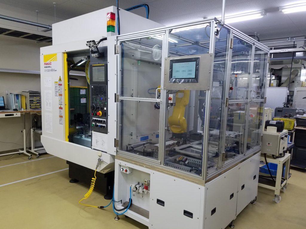 工作機械の周辺装置を手掛け 人手不足を解消する 自動化パッケージ